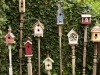Collector\'s Garden birdhouses