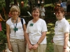 Master Gardeners at the Wildlife Sanctuary Garden
