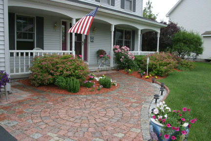 Planning Your Outdoor Space Part Iv The Entrance The
