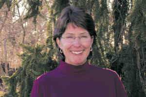 A photo of Cindy Gilberg