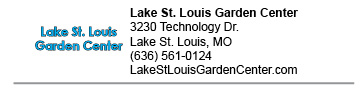 Lake St Louis Garden Center Links