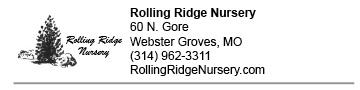 Rolling Ridge Nursery link