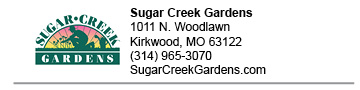Sugar Creek Gardens link