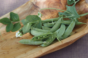 An image of Snap peas